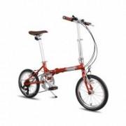 Bicicleta Pegas Teoretic 7S pliabil Portocaliu Cupru