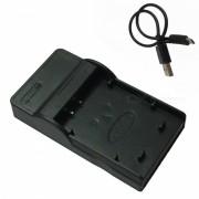 Ismartdigi 0837B Micro USB cargador de bateria de la camara movil para Samsung