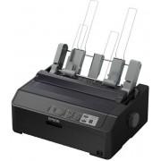 Epson LQ 590II - Printer - monochroom - dotmatrix - Rol (21,6 cm), JIS B4, 254 mm (breedte) - 360 x 180 dpi - 24 pin