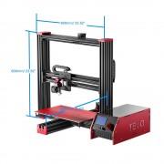 Imprimantă 3D Black Widow cu Auto-Nivelare