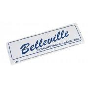 "Chocolate de culinária em barra ""Belleville"""