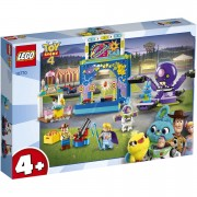 LEGO Juniors Toy Story 4: Buzz and Woody's Carnival Mania! (10770)