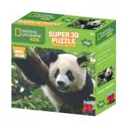 National Geographic Kids 3D puzzle panda 150 kom