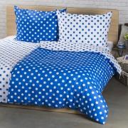 Lenjerie pat 1 pers. 4Home Buline albastru, bumbac, 140 x 200 cm, 70 x 90 cm, 140 x 200 cm, 70 x 90 cm