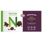 Nutrilett Smart Meal Bar 4-pack 4 st/paket Brownie