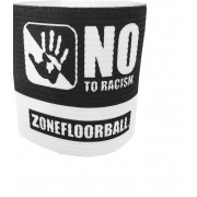 Zone Captains badge NO TO RACISM