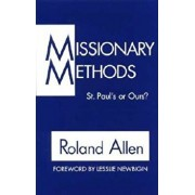 Missionary Methods: St. Paul's or Our's', Paperback/Roland Allen