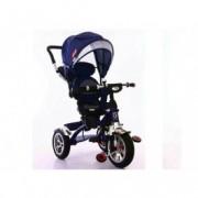 Dečiji tricikl playtime teget model 408 lux