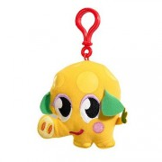 Moshi Monsters Moshlings Backpack Clip Plush Figure Mr. Snoodle