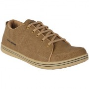 Port Men's Beige Synthetic Casual Shoes