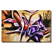 Tablou Canvas Graffiti