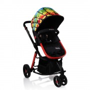 Cangaroo Kolica za bebe Sarah Colorful (CAN3556C)