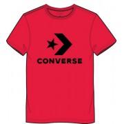 Star Chevron Tee Red Converse póló