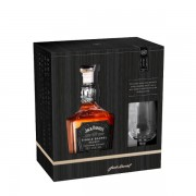 Jack Daniel's single barrel 0.7 L + 1 pahar