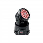 EuroLite TMH-7 LED Moving-Head 18 x 3 vatios Tricolor LED