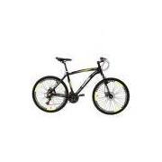 Bicicleta Colli Aro 26 Mtb Suspensão Dianteira Freios À Disco - 572