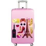 LOQI Pokrowiec na walizkę LOQI Hey Paris
