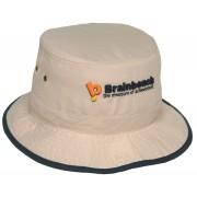 Grace Microfibre Bucket Hat/Trim AH678