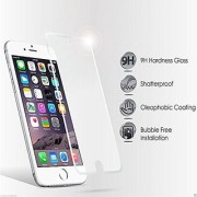 Quirkio - iPhone 6 Screen Protector 4.7 - Real HD Clear 9H Premium Tempered Glass Screen Protector 99% Touch-screen Acc