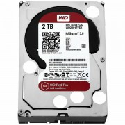 HDD Desktop WD Red Pro (3.5, 2TB, 64MB, 7200 RPM, SATA 6 Gb/s) WD2002FFSX