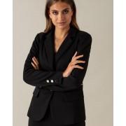 Couture Line Jacke im Blazerstil schwarz female 40