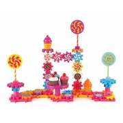 Set de constructie Gears Sweet Shop Learning Resources, 82 piese, 4 ani+
