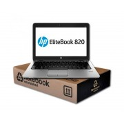 HP Elitebook 820 G2 i5 Intel Core i5 5300U 2.3 GHz. · 8 Gb. DDR3 RAM · 320 Gb. SATA · COA Windows 7 Professional · Webcam · Lect