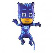 Lufi, fólia, miniforma, PJ-Masks, Cat Boy