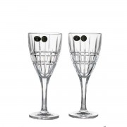 LONDON Set 6 pahare cristal vin 250 ml