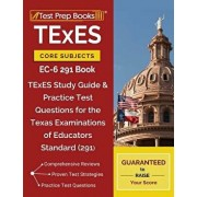 TExES Core Subjects EC-6 291 Book: TExES Study Guide & Practice Test Questions for the Texas Examinations of Educators Standards (291), Paperback/Test Prep Books