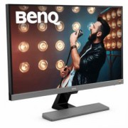 Монитор BenQ EW277HDR, VA, 27 инча, Wide, Full HD, HDR, D-sub, HDMI, Черен, BENQ-MON-EW277HDR
