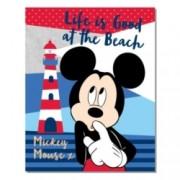 Плажна кърпа Mики на плаж