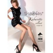 Gabriella - Elegant fishnet tights Kabarette 153