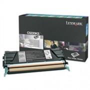 Toner LEXMARK black na 4000 str pre C522/C530/C532/C534