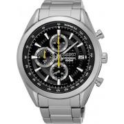 Seiko SSB175P1 horloge heren - zilver - edelstaal