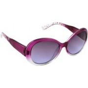 Scott Oval Sunglasses(Grey)
