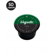 50 Capsule Italian Coffee Hypnotic Forte – Compatibile Lavazza Blue