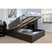 FTA Furnishing From £129 instead of £499 for a faux leather end lift ottoman bed from FTA Furnishings - upgrade for an optional six-inch memory foam mattress and save up to 74%