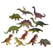 Dinozauri Set De 12 Figurine - Miniland
