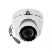 HIKVISION Telecamera Dome Turbo HD-TVI 2 Mpx 1080p ottica fissa da 2.8 mm con sensore CMOS, IR 20 M, IP67 Hikivision...