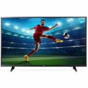 "Pantalla LG 43"" Smart Tv 4K 43UJ6200 Color Negro"