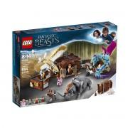 Lego Mala de criaturas mágicas de Newt - 75952Multicolor- TAMANHO ÚNICO