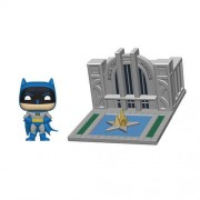 Pop! Vinyl Figurine Pop! Town Batman Avec Hall De Justice - Batman 80 ans