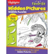 Wildlife Puzzles: From the Creators of the Original Hidden Pictures(r) Puzzle!, Paperback