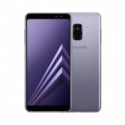 Samsung GALAXY A8 2018 DUAL SIM SM A530 32GB ORCHID GRAY GARANZIA ITALIA