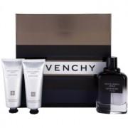 Givenchy Gentlemen Only Intense lote de regalo I. eau de toilette 100 ml + gel de ducha 75 ml + bálsamo after shave 75 ml