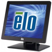 "Elo Touch Solution 1517L Rev B 15"" 1024 x 768Pixel Da tavolo Nero monitor touch screen"