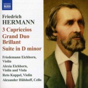F. Hermann - Capriccios/ Caprices & Gra (0747313206674) (1 CD)