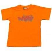 Camiseta NBB Melted Infantil - Tam. 8
