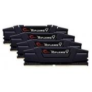 Memorie G.Skill Ripjawa V Black, DDR4, 4x16GB, 3200MHz